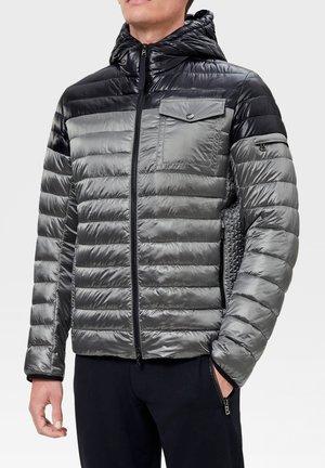 Down jacket - grey