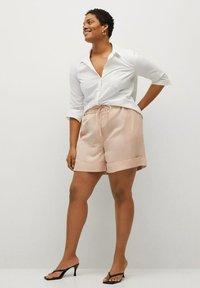 Violeta by Mango - COTILI8 - Shorts - pastel pink - 1