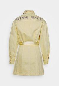Miss Sixty - Denim dress - yellow - 1