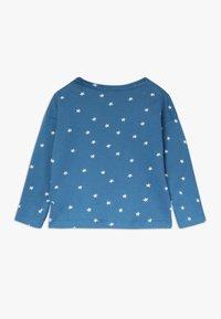 Frugi - BETHANY BOXY - Langærmede T-shirts - steely blue - 1