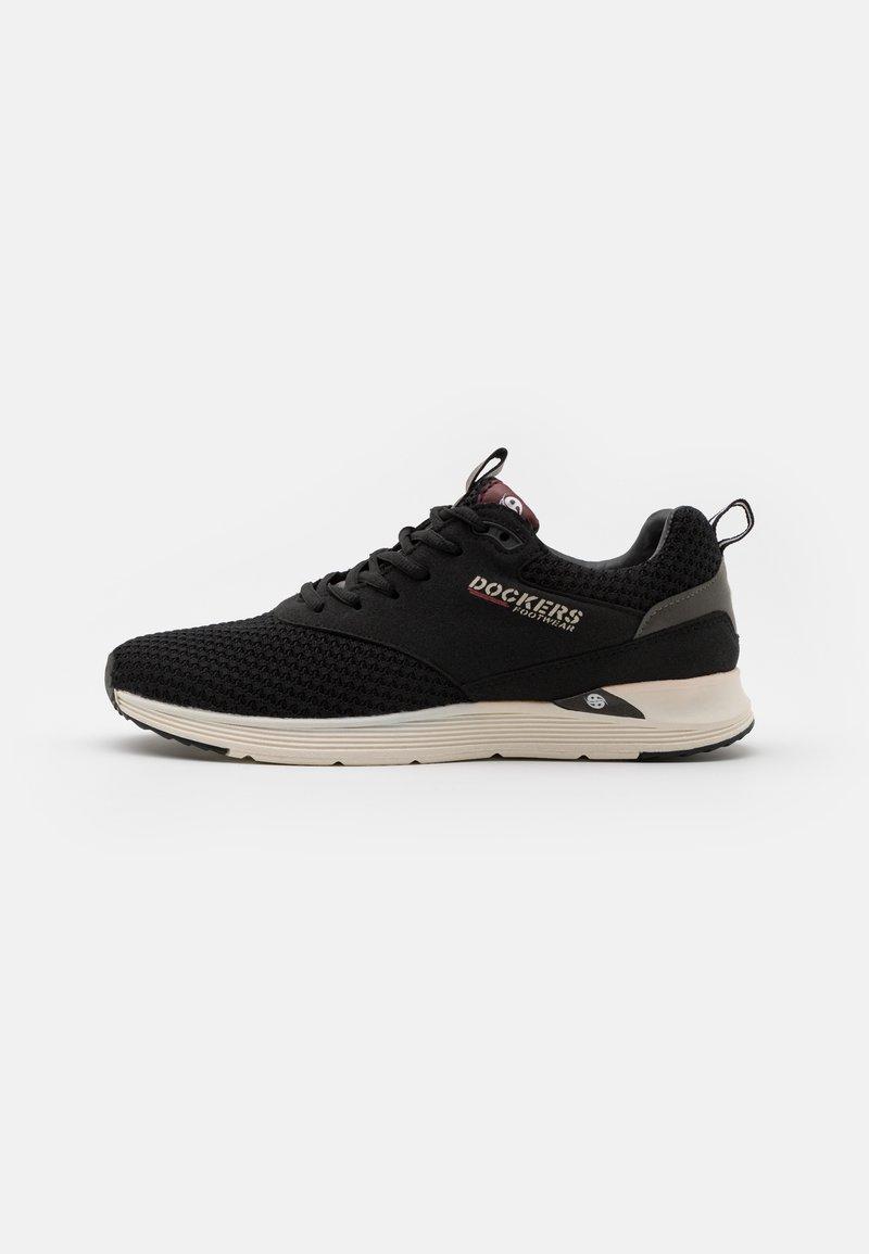 Dockers by Gerli - Sneakers laag - schwarz/weiß