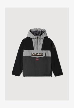 Winter jacket - dark grey solid