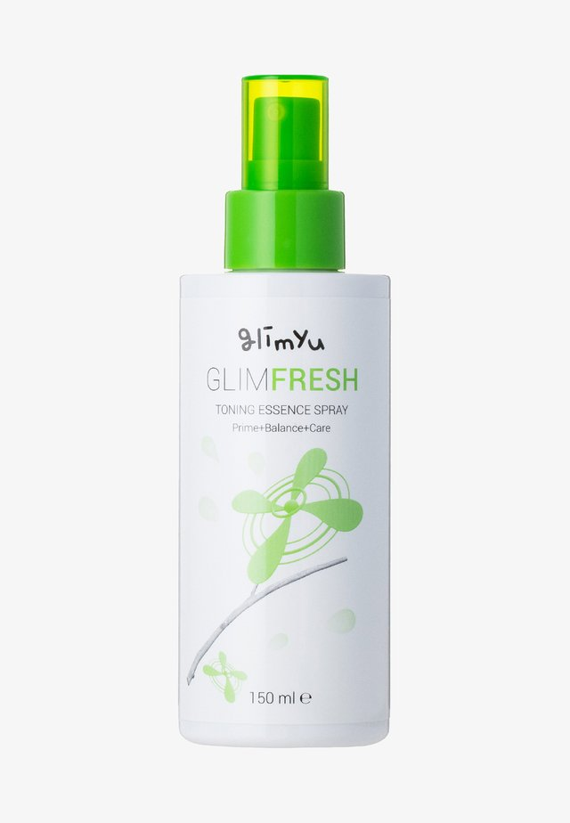 GLIMFRESH - VEGAN TONING ESSENCE SPRAY - Toner - -