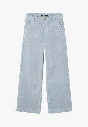 Broek - dusty blue