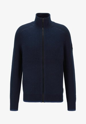 KAMOINE - Cardigan - dark blue