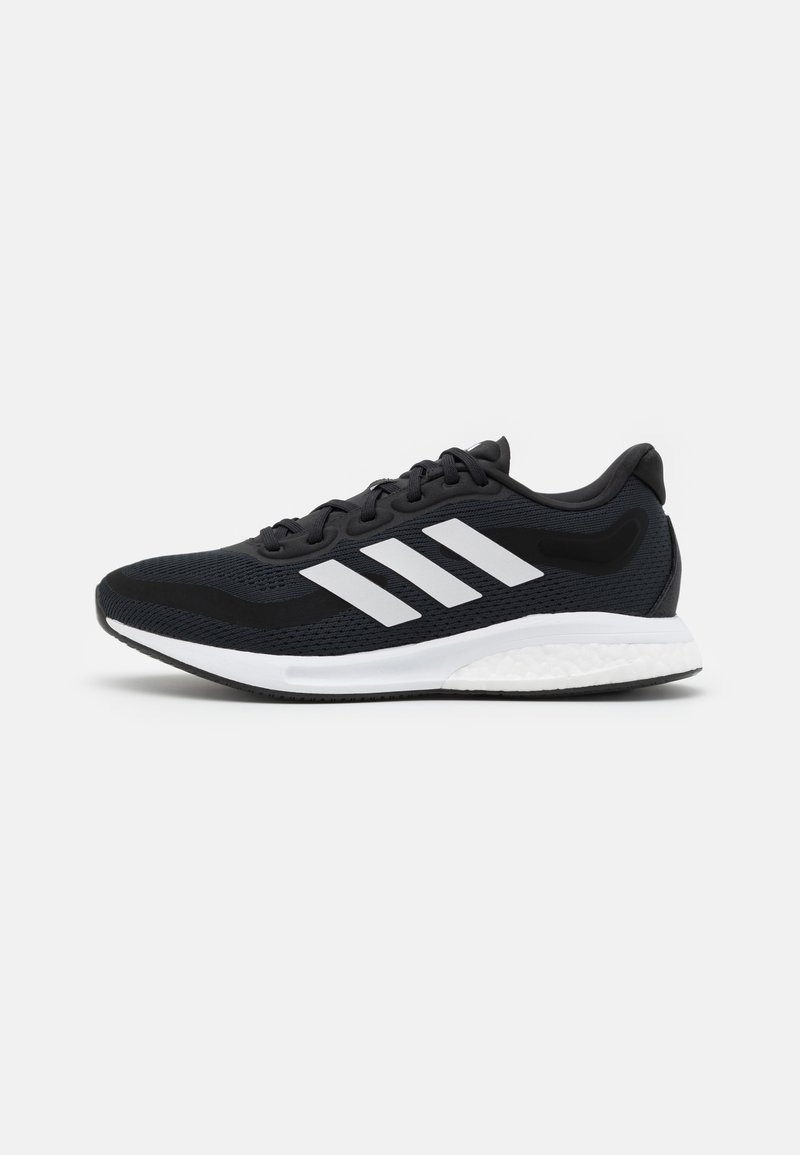 adidas Performance - SUPERNOVA  - Neutral running shoes - core black/footwear white/halo silver