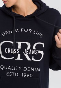 Cross Jeans - Hoodie - navy - 3