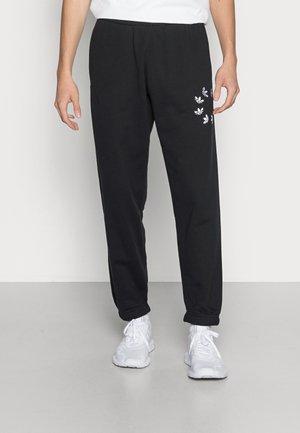 PANT - Teplákové kalhoty - black/white