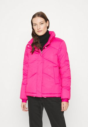 MONOGRAM - Winterjas - fuchsia purple