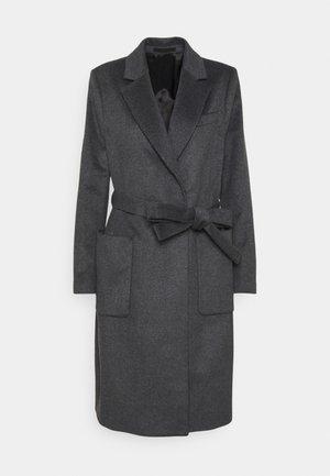RIMINI - Klassisk kåpe / frakk - med grey