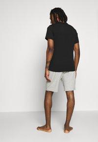 Calvin Klein Underwear - CK ONE CREW NECK 2 PACK - Maglietta intima - black - 2
