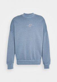 SIKSILK - CREW  - Sweatshirt - washed blue - 3