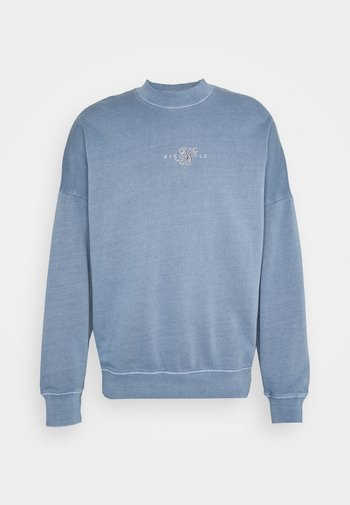 CREW  - Sweatshirt - washed blue