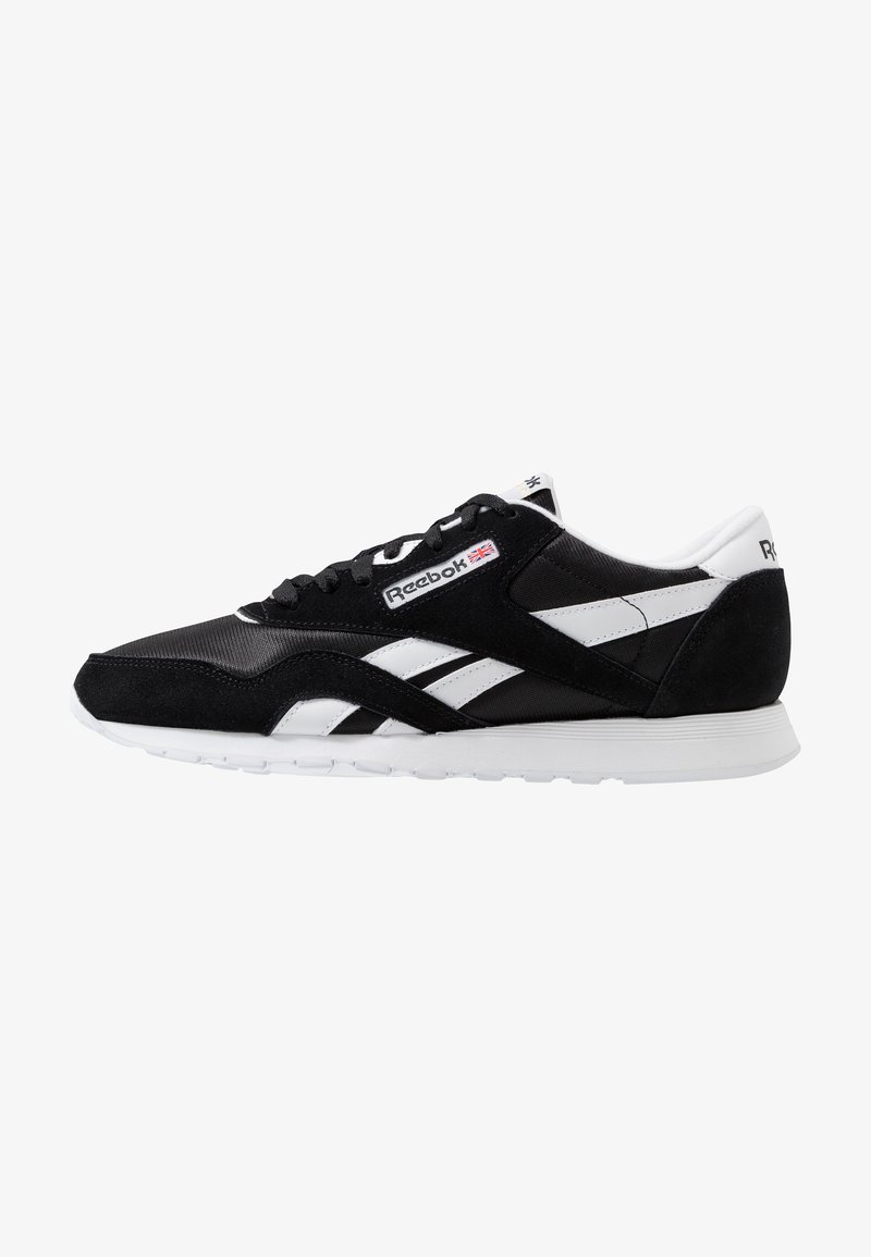Reebok Classic - CL - Trainers - black/white/none