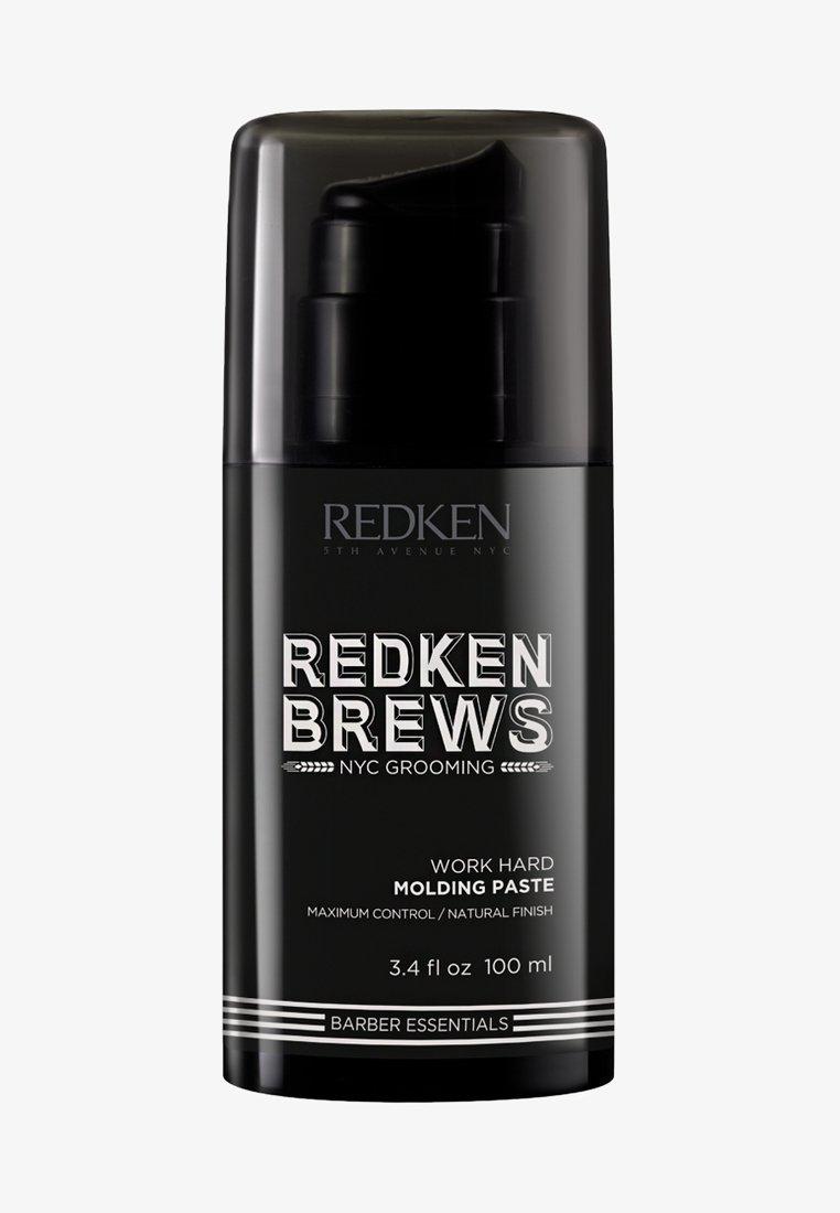 Redken - BREWS WORK HARD - Hair styling - -