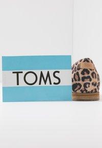TOMS - JULIE - Ballet pumps - tan - 7