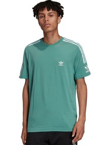 adidas Originals - Camiseta estampada - green - 0