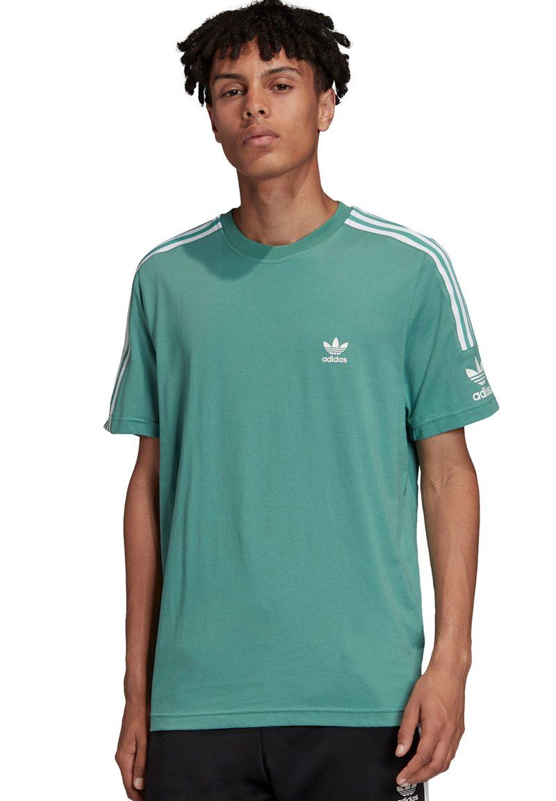 adidas Originals - Camiseta estampada - green