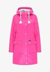 Schmuddelwedda - Waterproof jacket - pink - 4