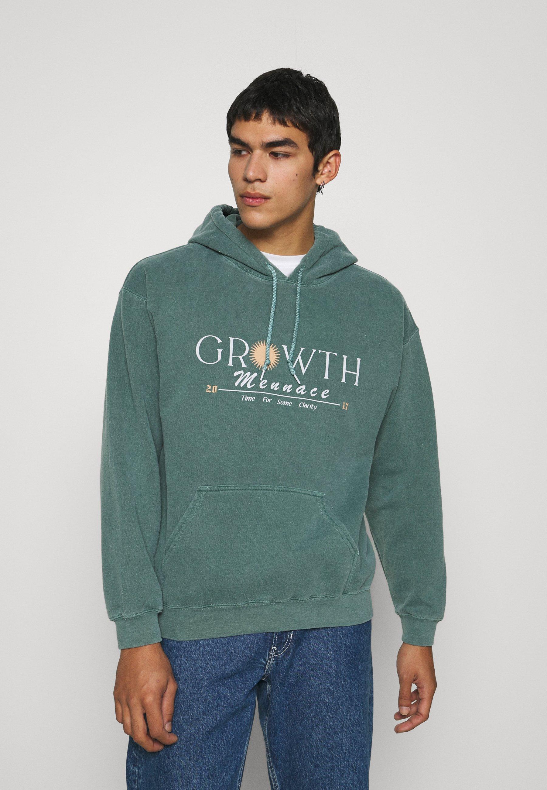 Herren MENNACE GROWTH HOODIE - Sweatshirt