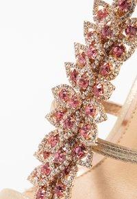 Lulipa London - LISETTE - High heeled sandals - gold - 2