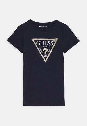 JUNIOR CORE - T-shirt imprimé - dark blue
