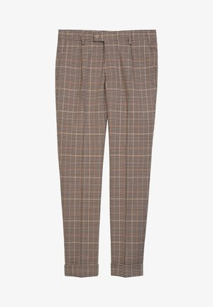 CORE - Trousers - brown