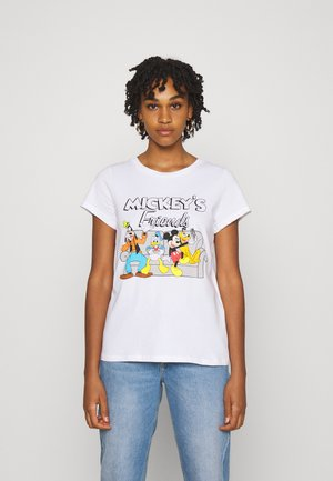 ONLDISNEY MIX BOX - Print T-shirt - white