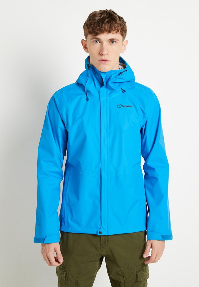 DELUGE  - Waterproof jacket - blue