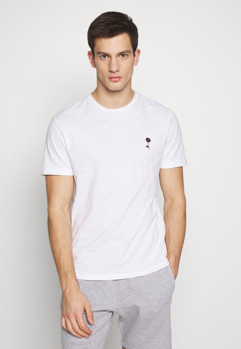 Pier One - Print T-shirt - white