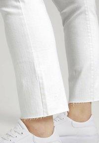 MY TRUE ME TOM TAILOR - Slim fit jeans - whisper white - 3