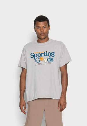 SPORTING GOODS TEE - Print T-shirt - grey