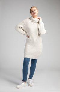 Girl Happens - Jumper dress - offwhite - 1