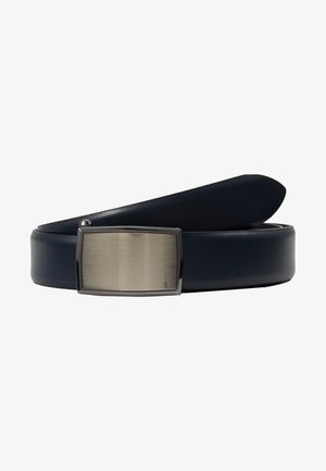 REGULAR BELT - Belt business - navy