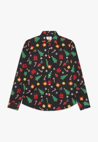 OppoSuits - TEENS CHRISTMAS ICONS - Shirt - black - 0