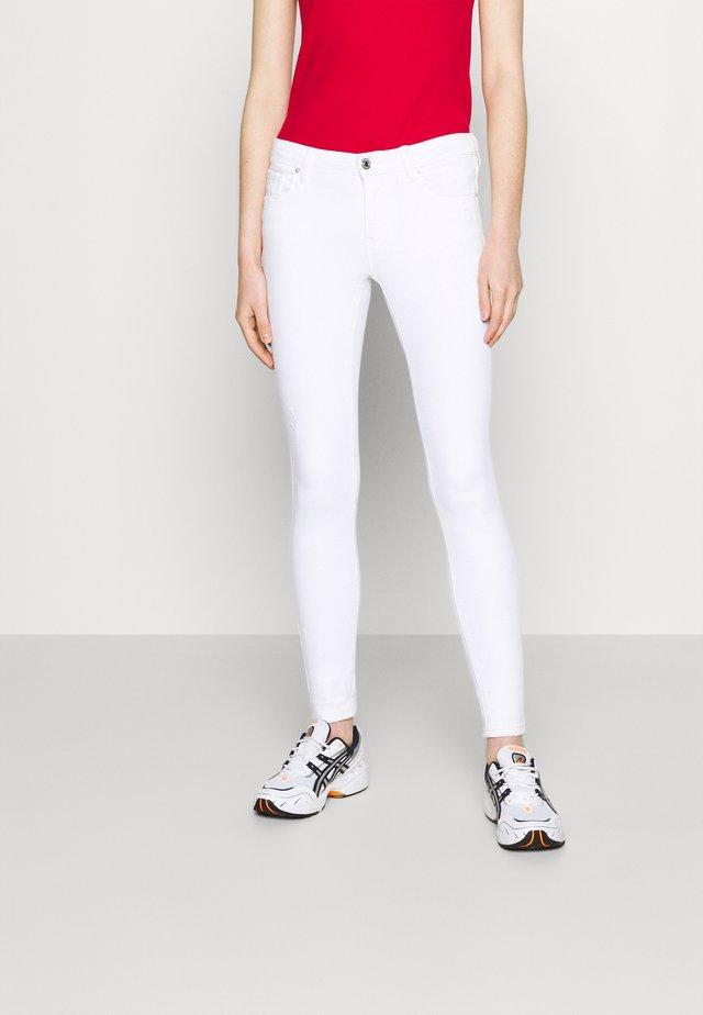 VMLYDIA - Jeans Skinny Fit - bright white