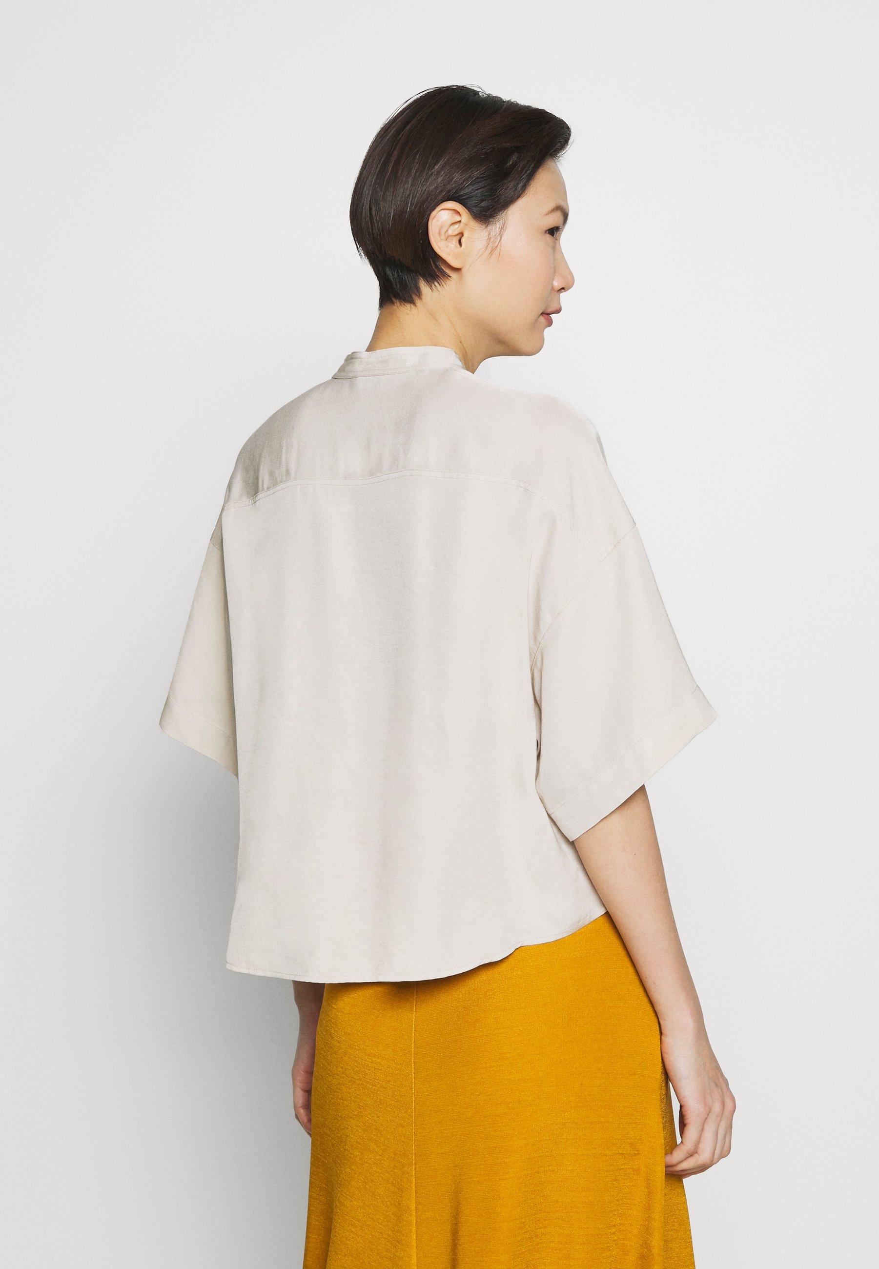 Filippa K TAMMY - Skjorte - ivory