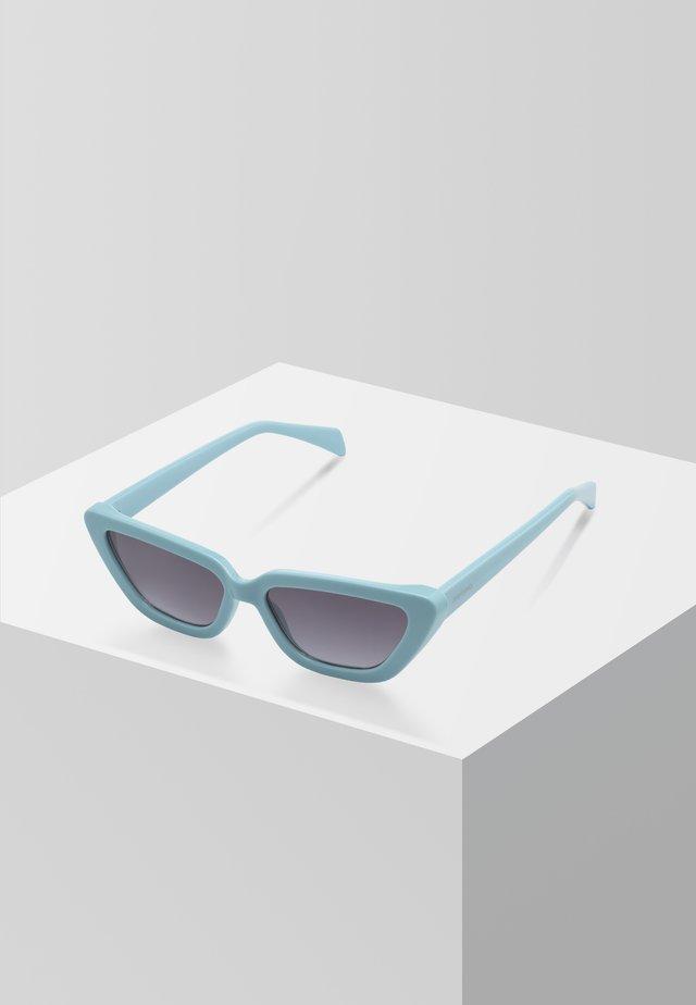 TONY LIGHT BLUE - Sunglasses - light blue