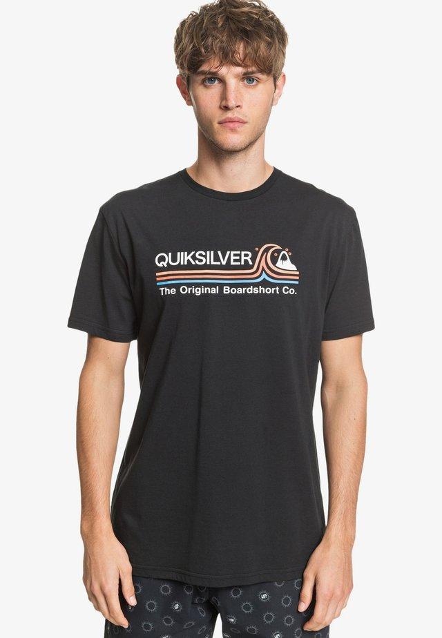 STONE COLD CLASSIC  - Print T-shirt - black