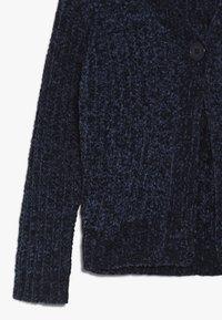 Lemon Beret - SMALL GIRLS CARDIGAN PULL - Vest - medieval blue - 2