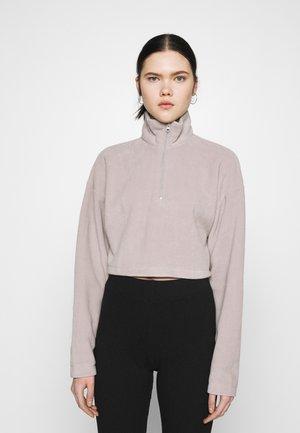 BOX  - Sweatshirt - grey