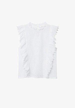 OPENWORK  - Top - white