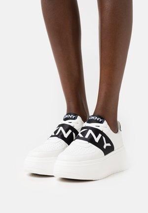 MADIGAN  - Tenisky - white/black