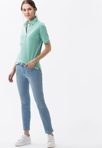 BRAX - STYLE CLEO - Polo shirt - jade - 1