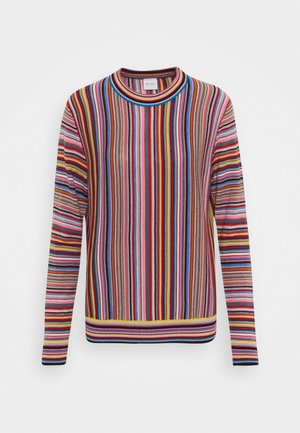 WOMENS - Strikpullover /Striktrøjer - multi-coloured