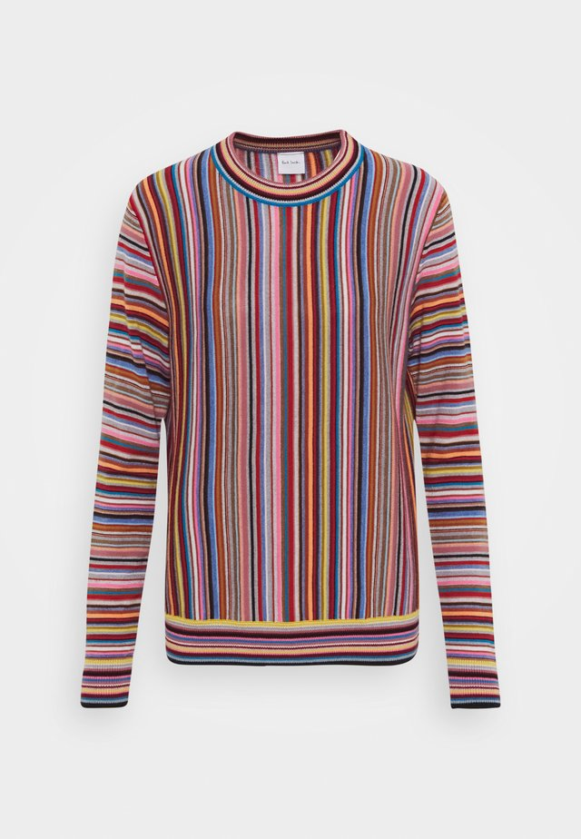 WOMENS - Pullover - multi-coloured