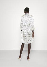 Marc Cain - Shirt dress - off white - 2