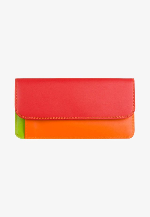 SIMPLE FLAPOVER - Portefeuille - red