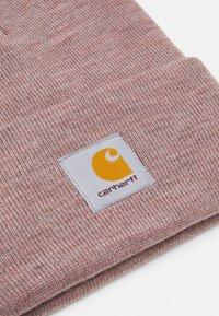 Carhartt WIP - WATCH HAT UNISEX - Beanie - earthy pink heather - 2