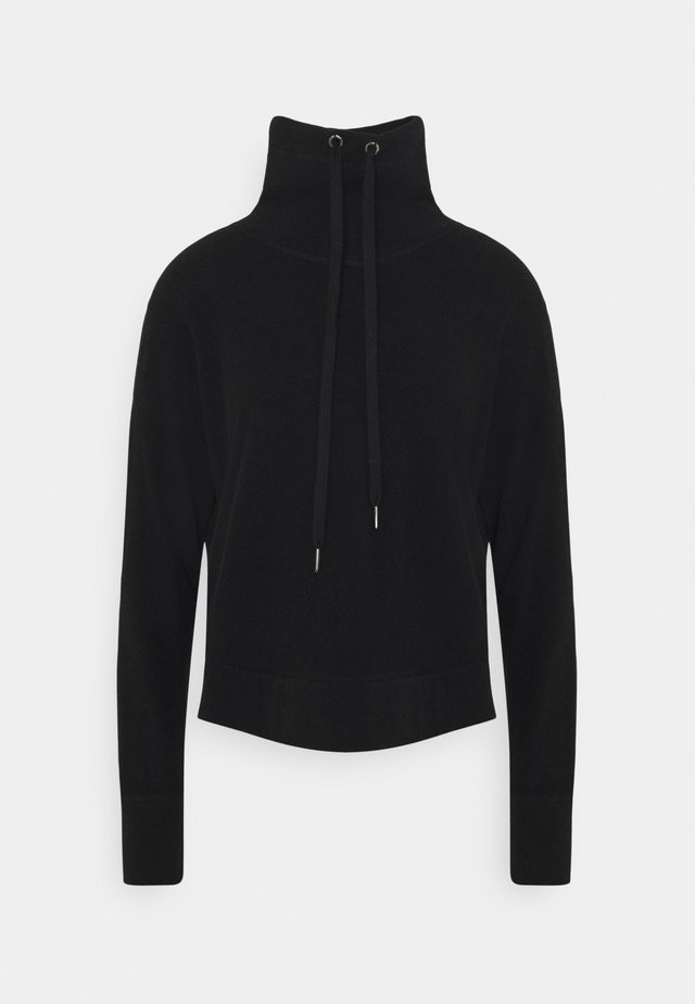 HARMONISE LUXE - Sweater - black